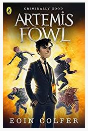Artemis Fowl (Book 1) by Eoin Colfer