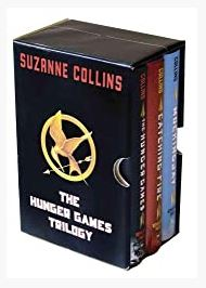 The Hunger Games Trilogy Boxed Set by Suzanne Collins
