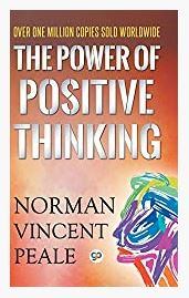 The Power of Positive Thinking (Hardcover Library Edition) by Norman Vincent Peale