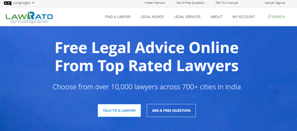 6 Best Online Legal Services In India 2021 Really You Should Use It?