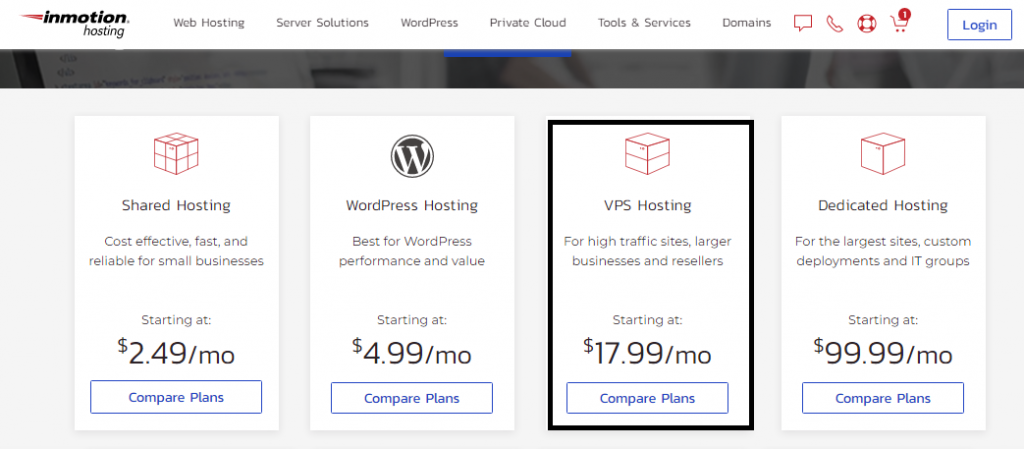 The Top 7 Best Virtual Private Server - VPS Hosting Providers List