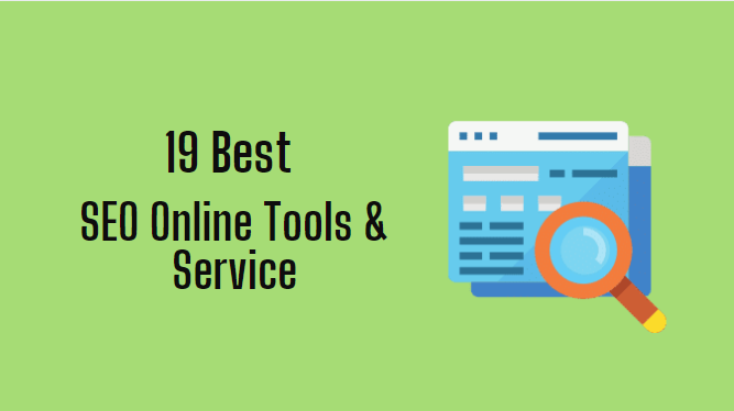 19 Best SEO Online Tools Service Free and Include Paid 2021 Really You Should Use It